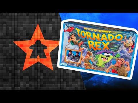 Gamers Remorse Episode 140: Tornado Rex [Vintage]