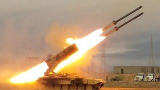 Azərbaycanın Aprel döyüşlərində istifadə etdiyi dəhşətli silah - TOS-1A