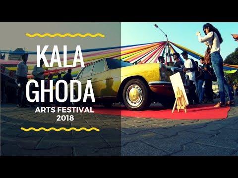 KALA GHODA ART FESTIVAL 2018   MUMBAI ~ Skinny Rider