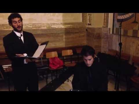 Hasta mi final Il Divo Bodas Cartagena Murcia Lorca Alicante Almeria Madrid - Musical Mastia