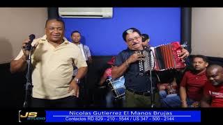 Nicolas Gutierrez Radhamez Guerra En Vivo JS Studio