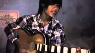 Ku Ingin Kau Pergi ~ Angger Gitarisnya LaoNeis Ban