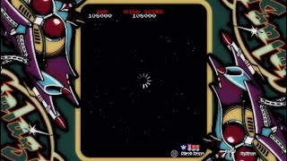 Galaga INSANE SCORE VIDEO  Can you beat it!!!!