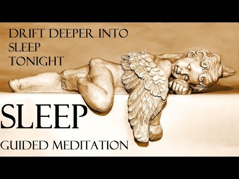 Guided Meditation For A Deep Sleep And To Ease Anxiety