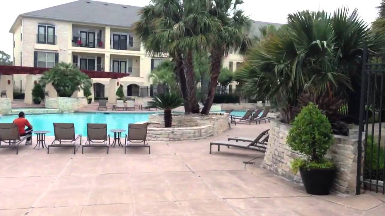Marquis At Great Hills Austin Apartment Pool Youtube