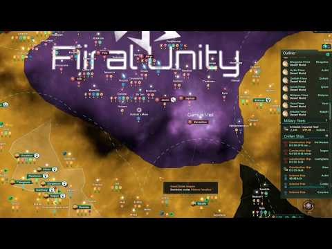 Stellaris S2 utopia dalek empire ep32 uniting unity