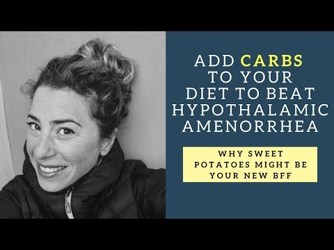 Should You Increase Carbs To Recover From Amenorrhea? How Much? What Should You Expect?