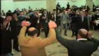 Erzurum İspir Kirazlı köylüler Tulumla coştular