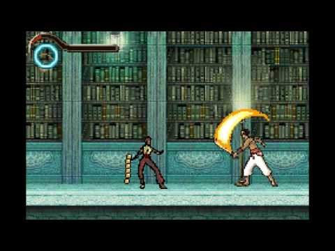 Tastest Prince Of Persia The Sands Of Time Gba 100 In 1 20 47 699 Youtube