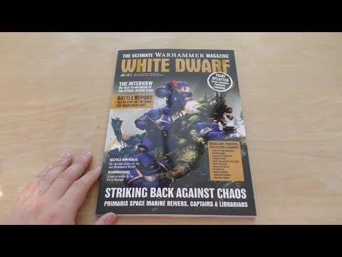 White Dwarf - July - First Look