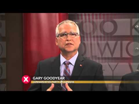 Cambridge Debate– Canadian Federal Election 2015 – The Local Campaign, Rogers TV