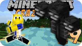 Minecraft CHAOS CRAFT #29 - WITHER!!!1