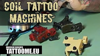 Talking about Coil machines. Why I like them , what I think about t...