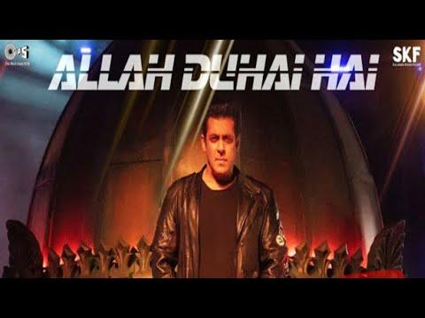 ALLAH DUHAI HAI LYRICS – Race 3 | Salman Khan | JAM8 (Tushar Joshi)