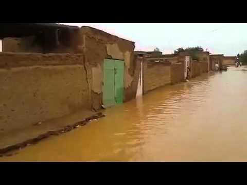 Rain and floods in Sudan
