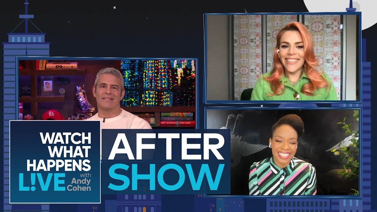 After Show: Is Busy Philipps Interested in Doing a Reboot? | WWHL
