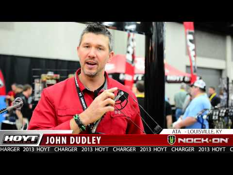 ATA 2013 -John Dudley and the 2013 Hoyt Charger
