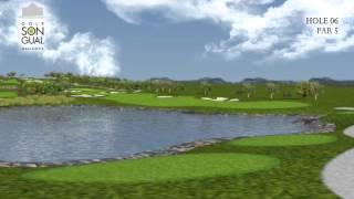 Hole 6 Golf Son Gual Mallorca