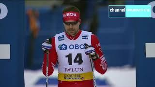 Лыжные гонки Кубок Мира КМ Классический спринт Мужчины и женщины Фалун 2019 2020
