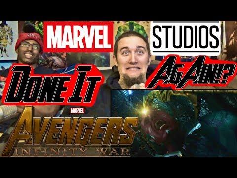 Avengers: Infinity War BEST BREAKDOWN and Reaction!