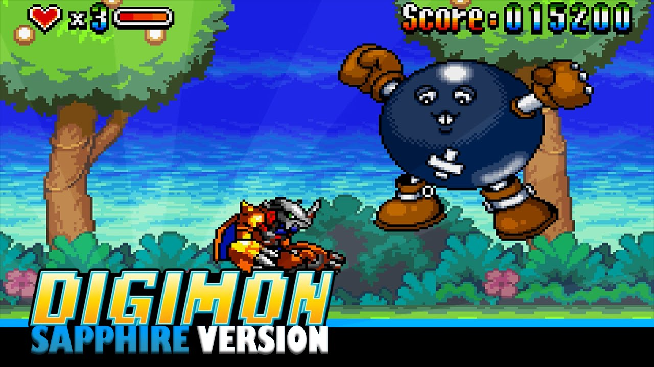 Digimon Fight Spirit 2 GBA ROM