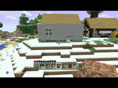 Blowing Up Loser Adam's House in Minecraft