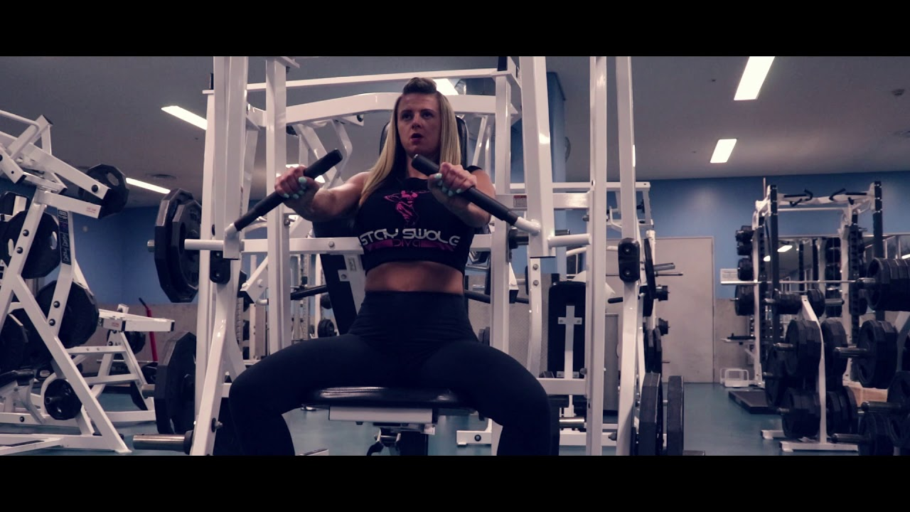 Stay Swole Promo Video