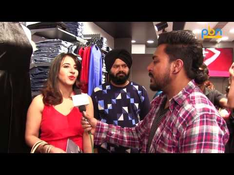 Deal Jeans store launch at Ludhiana exclusive coverage in PNB music channel