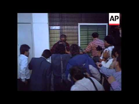 MEXICO: ALLEGED LEADER OF ZAPATISTA UPRISING ARRESTED