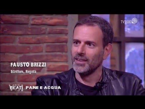 """Beati Voi - Laudato Si'. Fausto Brizzi: """"Ho sposato una vegana"""""""