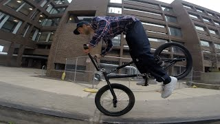 Webisode 1- Campus Crewsin BMX