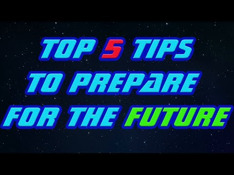 Top 5 Tips To Be Ready For The Future! Star Wars Galaxy Of Heroes | SWGOH