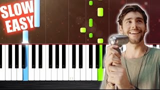Download Alvaro Soler - Sofia - SLOW EASY Piano Tutorial by PlutaX Mp3 and Videos