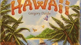 Играем в настольную игру Hawaii