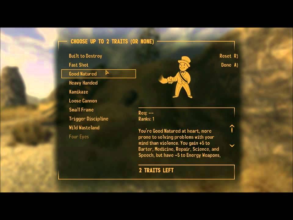 Fallout New Vegas - Melee & Explosives build