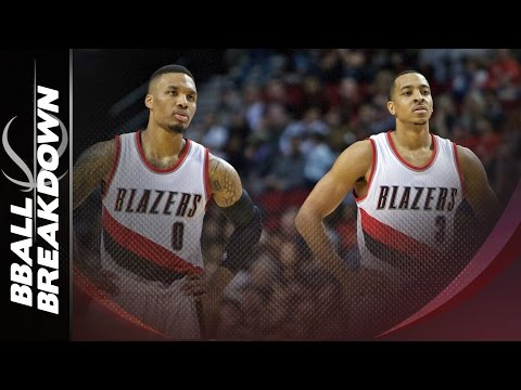Clippers at Trail Blazers Game 3: Lillard & McCollum Dominate