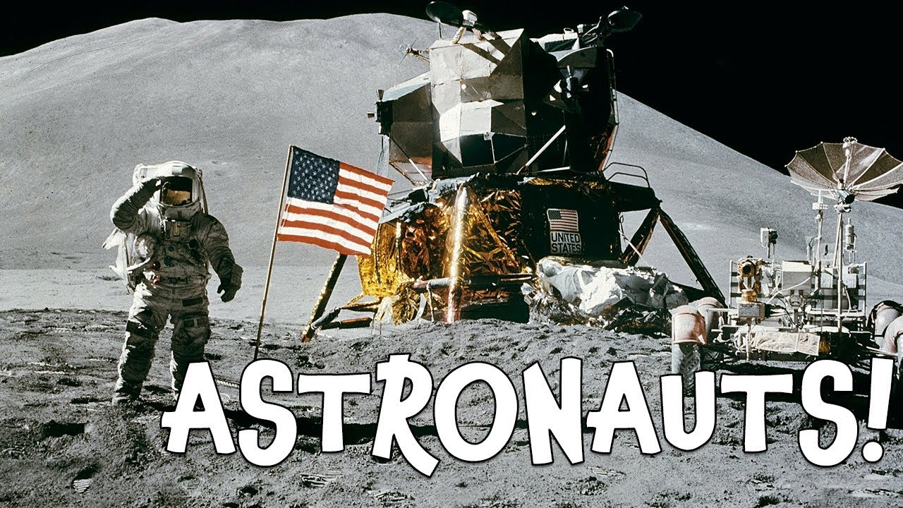Download Astronauts! Fun Astronaut Facts for Preschoolers and Toddlers