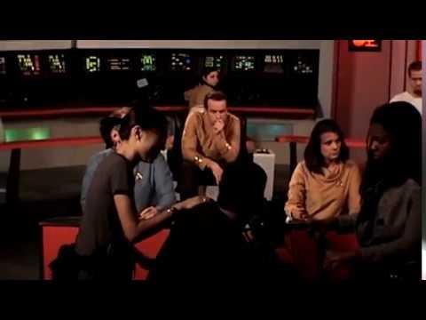 STAR TREK PHASE II 'ORIGINS' BTS Part 2 MPEG 4