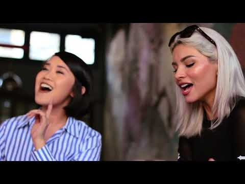A Day with Tabitha & Friends; Radhini, Reza Chandika - Singing No Scrubs by TLC [Part 2]