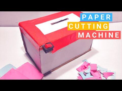 Paper Cutting Machine at HOME DIY