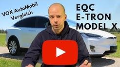 VOX Auto Mobil - Vergleich EQC, E-Tron, Model X - Kommentar