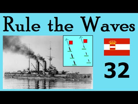 Rule the Waves | Let's Play Austria-Hungary - 32 Convoy Exchange
