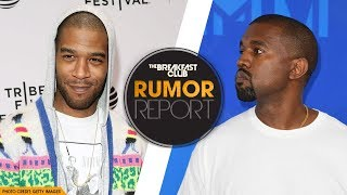 Kanye West and Kid Cudi Release New Joint Album