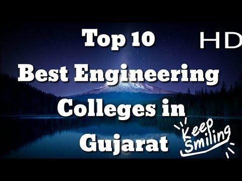 Top 10 Best Engineering Colleges in Gujarat