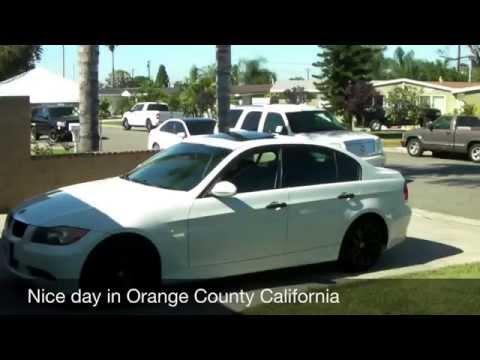 Life in Orange County California