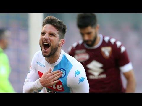Dries Mertens 2016/2017 | SSC Napoli | Goals & Skills - HD