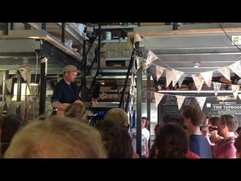 New Lion Brewery Sessions: James Yorkston: 'Thorneymoor Woods'