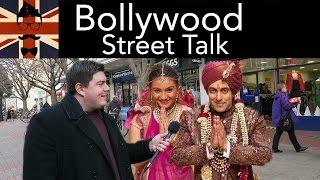 Bollywood: Street Talk, Head Spread.