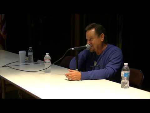 Gregg Berger Voice Of Transformers G1 Grimlock & Skyfire Sacramento Toy Expo 2015 Panel