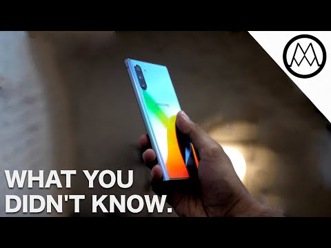 Samsung Galaxy Note 10 - 20 Things you need to know!